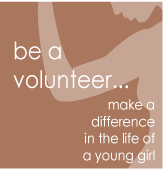 Make a Difference... Be a Volunteer!